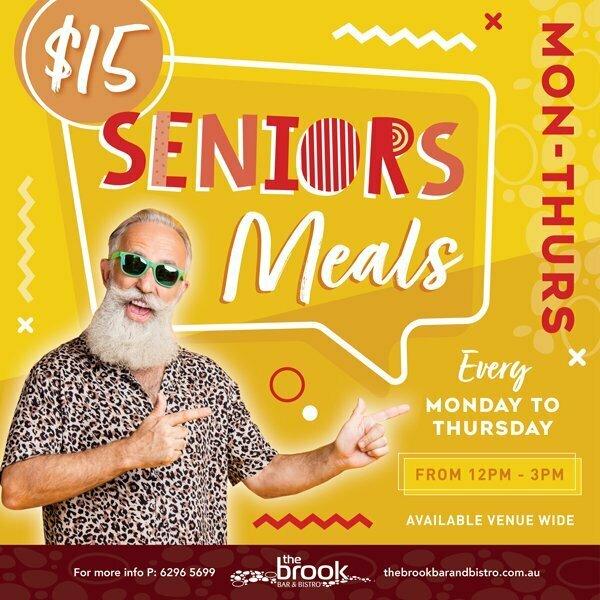 seniors lunch