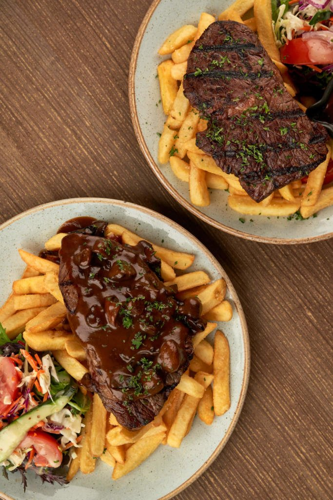 the brook bar and bistro meals