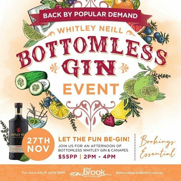 Bottomless Gin